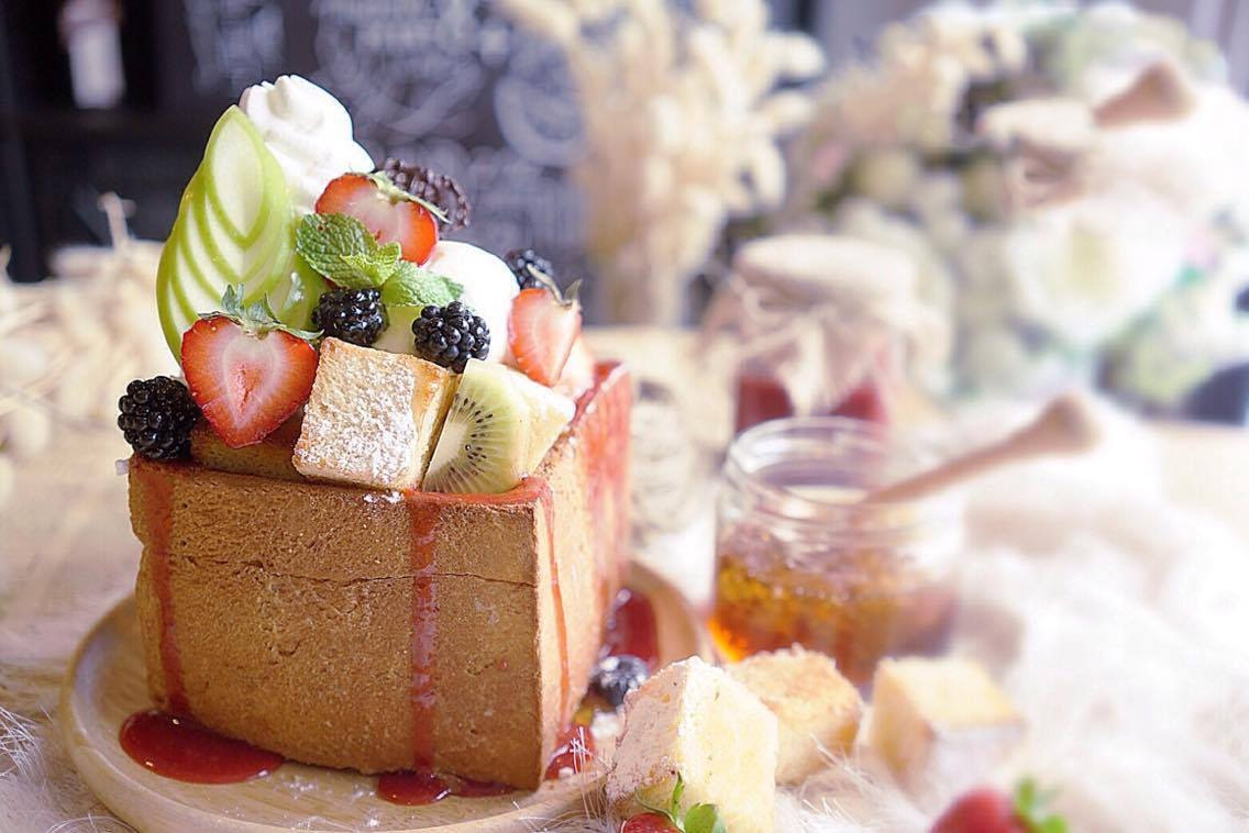 Honey Toast Header