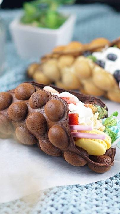 Hong Kong Waffle by Cook's Step