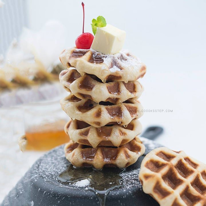 Belgian Waffle by Cook's Step