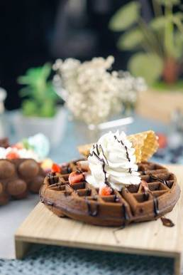 American Waffle by Cook's Step