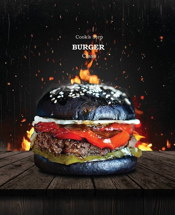 Burger Class by Cook's Step
