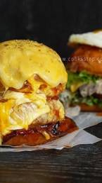 Explosive Cheese burger