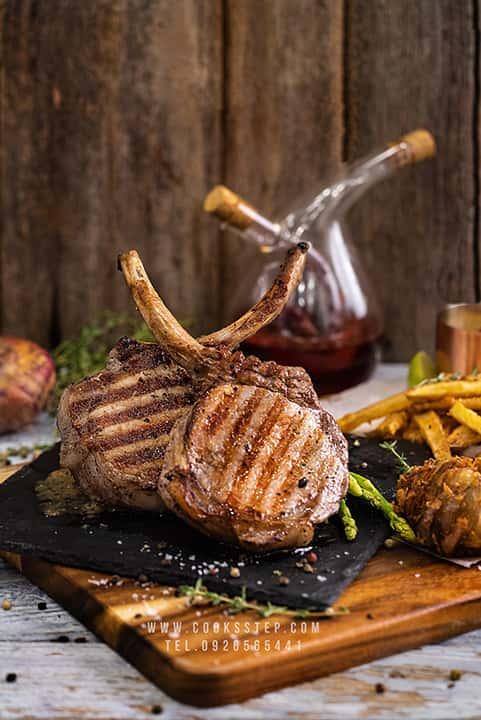 Pork Chop by Cook's Step-min