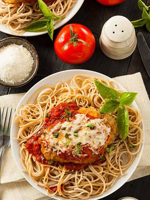 Chicken Parmigiana by Cook's Step-min
