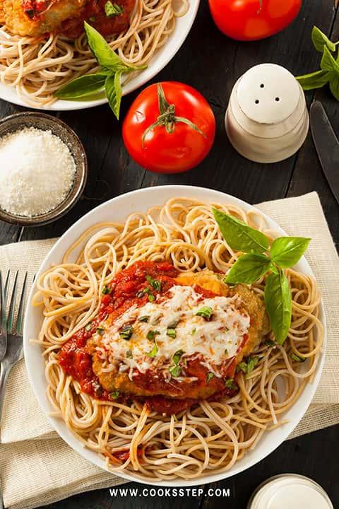 Chicken Parmigiana by Cook's Step-min