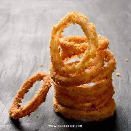Onion rings by Cook's Step