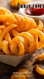 Curly fries by Cook's Step-min