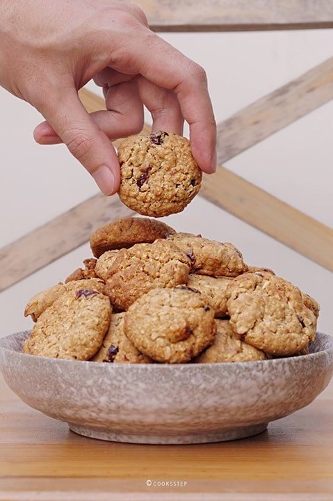 Crunchy Cookie by Cook's Step