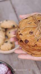 Numerous types of cookies