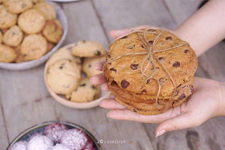 Numerous types of cookies
